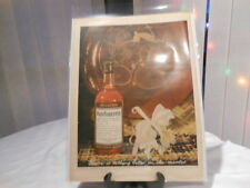 OLD FORESTER WHISKEY 11X14 ADVERTISING PRINT AD