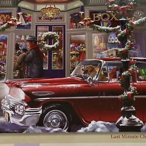 Bits And Pieces Last Minute Christmas 500 pieces Puzzle NEW