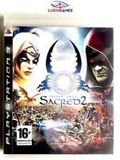 Sacred 2 Fallen Angel PS3 Playstation Nuevo Precintado Retro Sealed New PAL/SPA