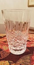 STUNNING KENMARE WATERFORD CRYSTAL 10 OZ. HIGHBALL GLASS TUMBLER