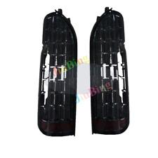 Black LED Brake lamp Rear Tail light For TOYOTA Hiace Commuter LWB Van 2005-2016
