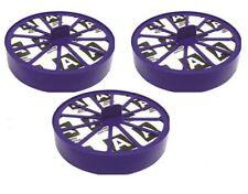 3 x filtre allergie HEPA s'adapte DYSON DC07 DC14 Animal aspirateur Hoover bleu