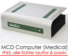 MCD MEDICAL LINE AESCU.CERTUS COMPUTER LAUSLOSE COOLING INTEL CORE2 2.3 4xRS-232