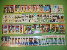 Huge 1970's-1981 Topps Baseball Lot of 400 Cards w/ Stars, HOF, Nolan Ryan Nice!