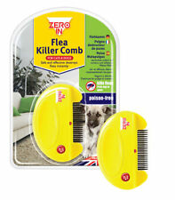 STV Zero in Electronic Flea Killer Comb Dogs Cats Poison
