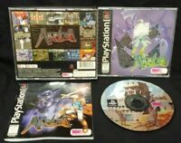 Alundra - Playstation 1 2 PS1 PS2 Game Rare Working RPG Working Designs Black