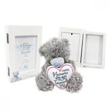~❤️~TATTY TEDDY Memories Box Soft Toy Bear Me To You GIFT SET Photo Frame ~❤️~