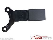 GENUINE Vauxhall ZAFIRA B MIDDLE ROW LEFT SIDE SEAT BELT LOCK - NEW - 13205279