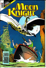 MOON KNIGHT  N°12   EDITIONS SEMIC FRANCE
