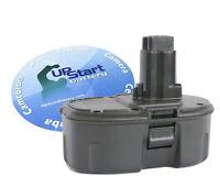 Battery for Dewalt DE9096 DE9095 DC9096 18 Volt 18V