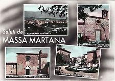 #MASSA MARTANA: SALUTI DA