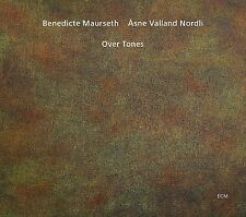MAURSETH,BENEDICTE/VALLAND NORDLI,ASNE - OVER TONES  CD NEU