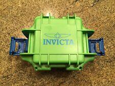 Invicta One Slot Green Dive Case.    very cool color!