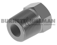 Burnett & Hillman Nptf 7.6cm Macho X 5.1cm Fijo Hembra Cojinete Adaptador 01036