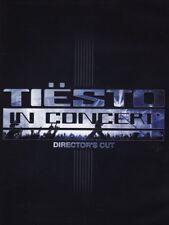 TIESTO - TIESTO IN CONCERT (DIRECTOR'S CUT)  DVD NEW+
