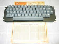 Vintage Clare Pendar ASCII keyboard for Apple 1 Computer Tested N Working  - NOS