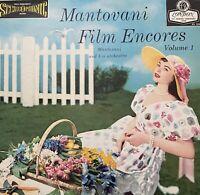 VINTAGE Mantovani Film Encores Volume 1 Vinyl LP