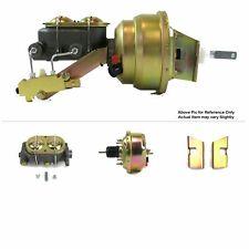 "1960-62 Chevy P/U FW Mount Power 7"" Single Diaphragm Brake Booster Kit Drum/Drum"