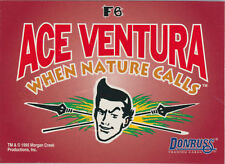 Ace Ventura When Nature Calls Embossed Foil Card F6