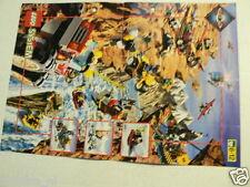 LEGO BROCHURE FLYER CATALOG TOYS 1998 SYSTEM DUTCH 2 PAGES 041