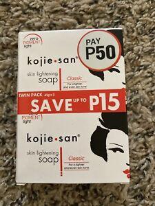 Kojiesan Skin Lightening Soap, 65-Gram x 2