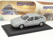 Paradcar Resina 1/43 - Citroen XM Gris Metal