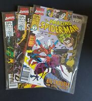 The Amazing Spider-Man Spideys Totally Tiny... Marvel Comics Annual