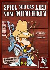 Spiel mir das Lied Vom Munchkin 1 2 Pegasus Kartenspiel 17177 G