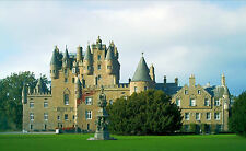 Framed Print - The Royal Scottish Retreat of Glamis Castle (Picture Poster Art)
