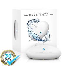 Fibaro todoterreno-Sensor de inundación de 101 Z-Wave