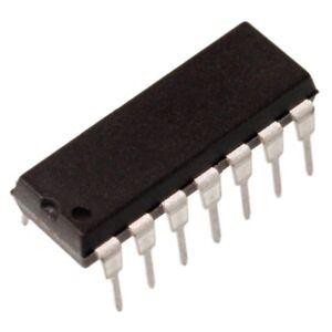 5x SN74196N Zähler asynchron/dezimal DIP14