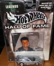HOT  WHEELS - HALL of FAME  REEVES  CALLAWAY    yr. 2003 - scale 1:64