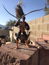 MARVEL LEGENDS CONSTRICTOR TERRAX BAF SERIES. Loose. No Baf Part