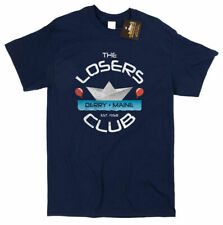 IT Film Losers Club Inspired T-shirt - Horror Movie Tee Shirts - Kids and Adult