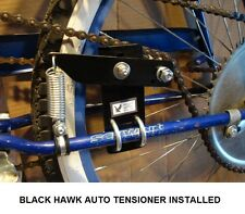 CUSTOM BLACK HAWK SPROCKET AUTO CHAIN TENSIONER FOR 50/80CC BICYCLE MOTOR KIT