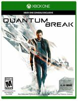 Quantum Break - Xbox One Brand New