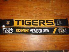 RICHMOND TIGERS AUSTRALIAN SOCCER  TWO  SCARFS
