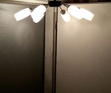 50/60er Jahre Lampe Haengelampe Sputnik mid century Lamp candelier Vintage 60s