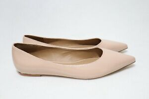 Size 12 Womens Pointy Toe Ballet Flats