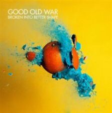Good Old War - Broken Into Better Shape [New CD] BRAND NEW FACTORY SEALED