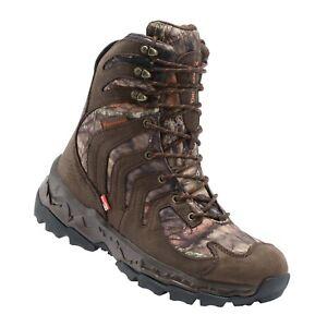 Browning Mens Buck Seeker Waterproof Boots Mossy Oak Country/Bracken MSRP $190