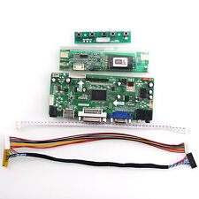 "HDMI+DVI+VGA+AUDIO LCD Controller Board For 17.1""inch B170WP04 1440x900 16:10"