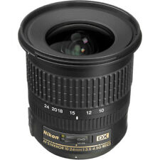 Nikon AF-S DX NIKKOR 10-24mm f/3.5-4.5G ED Lens BRAND NEW