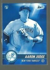 2017 Topps Bunt Blue #20 Aaron Judge RC (ref 66950)