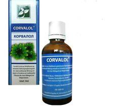 CORVALOL Unterstützt das Herz Kreislauf System Korvalol Корвалол
