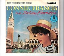 CONNIE FRANCIS - sings italian favorites    ***South Africa - Press***