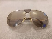 RODENSTOCK AVIATOR Sunglasses Model REMO Color GOLD  BROWN Lensess USED