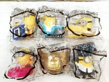 2020 Minions 2 The Rise of GRU China McDonald's Happy Meal Toys Complete 6 PCS