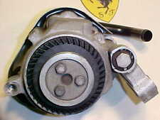 Ferrari 308 GT4 Engine Smog Air Pump Assembly_Bracket_Pulley_Heat Shield_107631