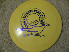 Innova Star Vulcan 175 gram golf disc 2012 Veterans park open